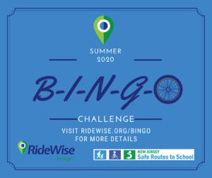 RideWise Bingo Challenge
