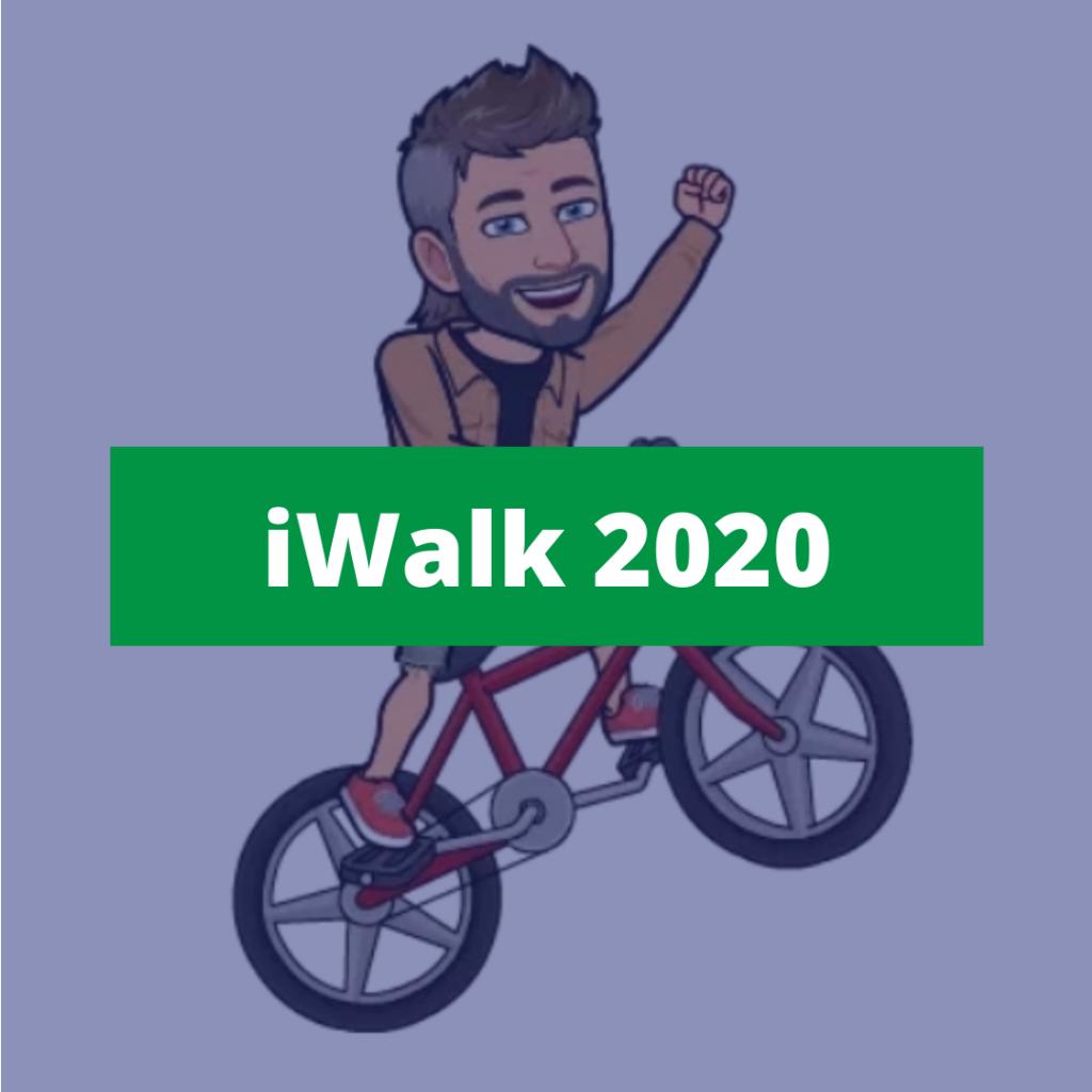 iWalk 2020 graphic
