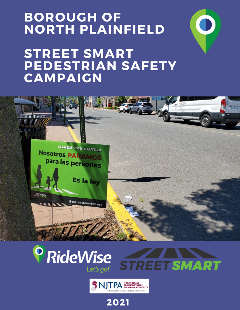 street_smart_north_plainfield_report_cover_ridewise_2021